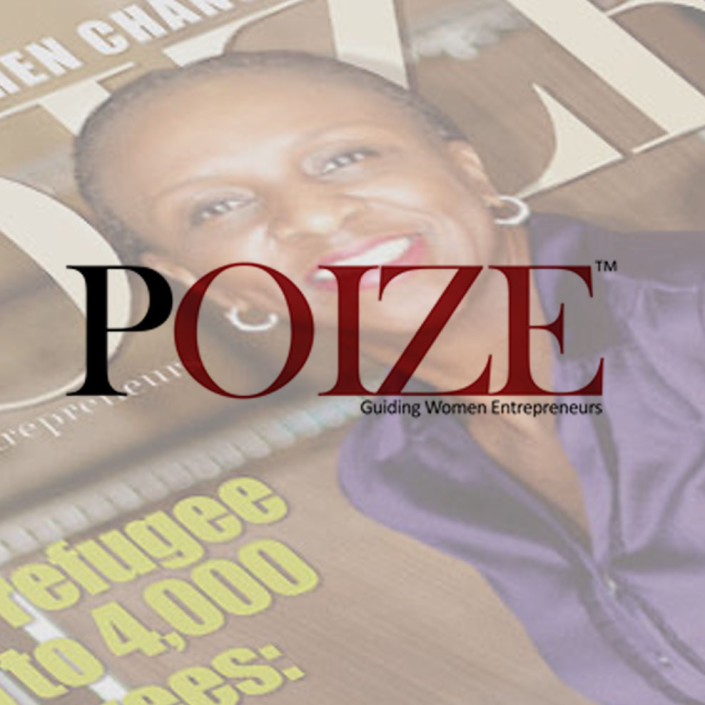 Poize Magazine Design