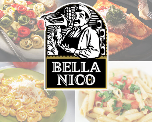 Bella Nico Website Design