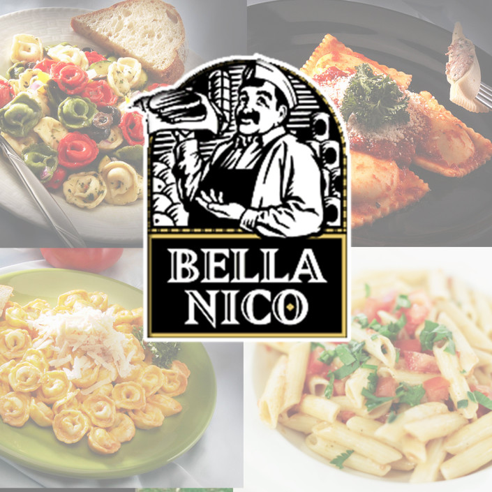 Bella Nico Website Design