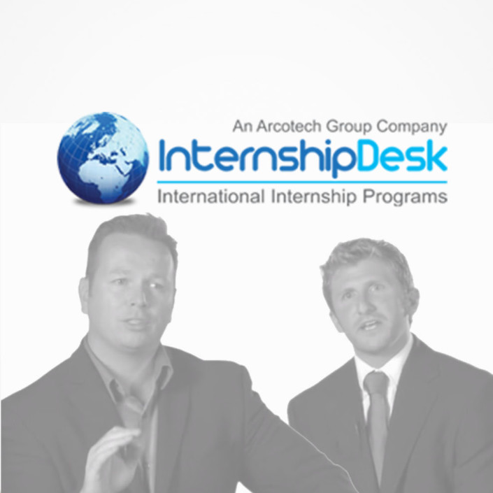 Internshipdesk Video advertising