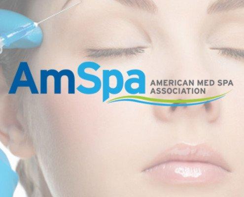 American Medical Spa Association Website Design