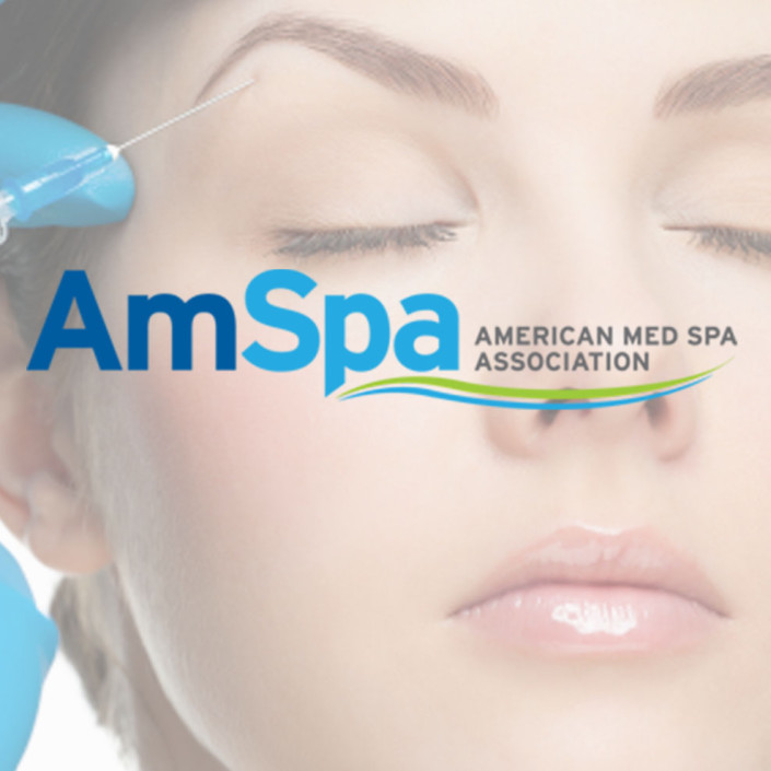 American Medical Spa Association Website Design