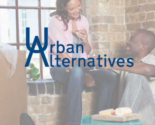 urban alternative website design