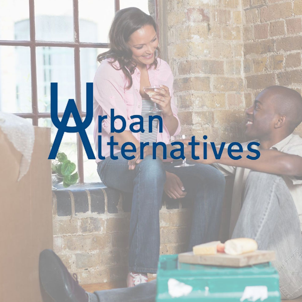 urban alternative website design