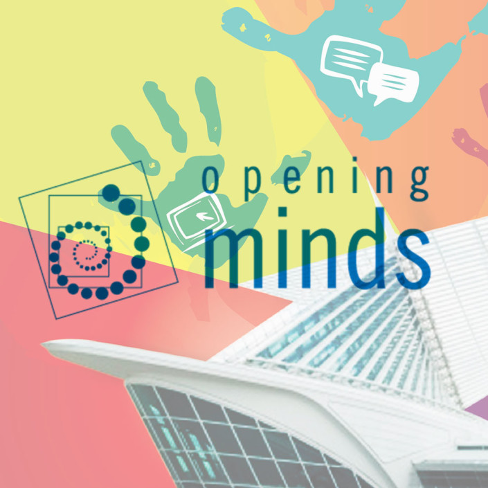 Opening Minds Branding Design