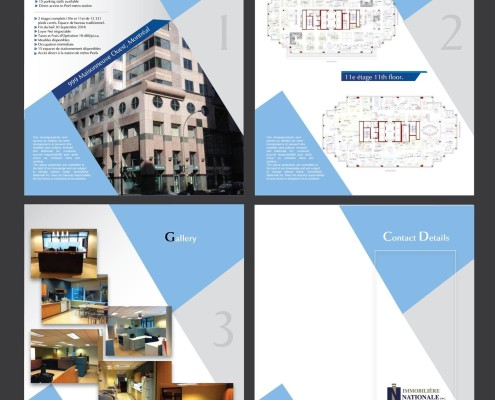 Chicago real estate marketing and branding fresh design for Marketing for architects and designers