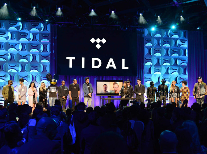 Tidal Press Conference