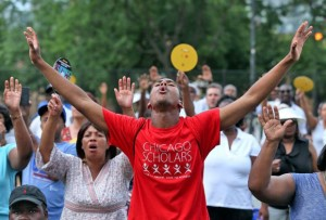 The Chicago Gospel Festival comes to Millennium Park this weekend.
