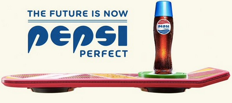 Social Media Pepsi Hooverboard